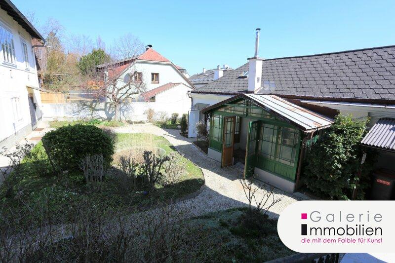 Herzige 2-Zimmer-Altbauwohnung mit Veranda und Gärtchen Objekt_34462