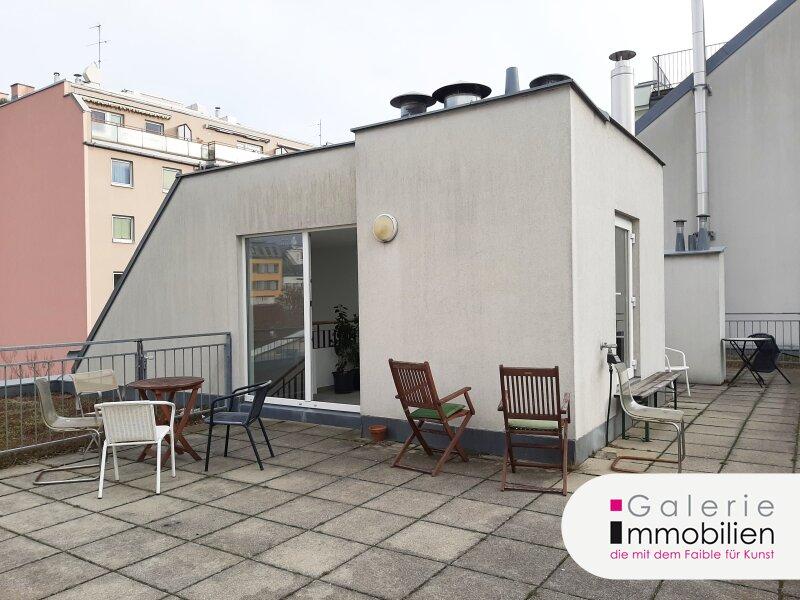 Unbefristet: Helle 2-Zimmer-Wohnung in absoluter Ruhelage mit toller Gemeinschaftsterrasse Objekt_34126 Bild_307