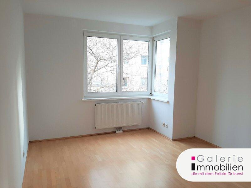 Unbefristet: Charmante 2-Zimmer-Wohnung in absoluter Ruhelage mit schöner Gemeinschaftsterrasse Objekt_34435