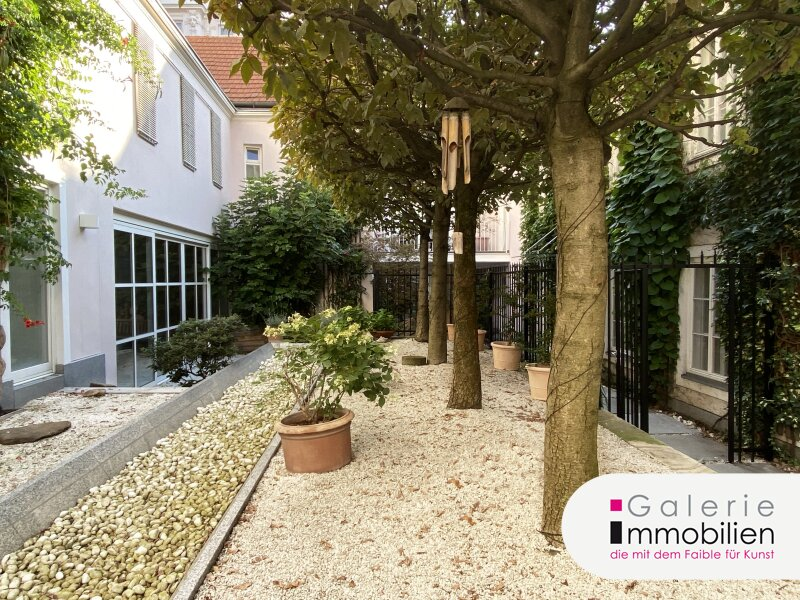 Residenz - Büro - Galerie - Wunderschönes Anwesen fürs Wohnen und Arbeiten Objekt_34467