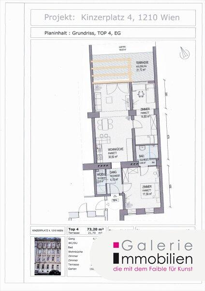 Traumhafte 3-Zimmer-Gartenwohnung in generalsaniertem Gründerzeithaus Objekt_34122 Bild_291