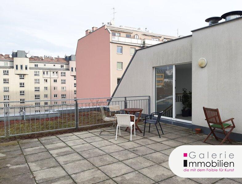 Unbefristet: Helle 2-Zimmer-Wohnung in absoluter Ruhelage mit toller Gemeinschaftsterrasse Objekt_34126 Bild_305