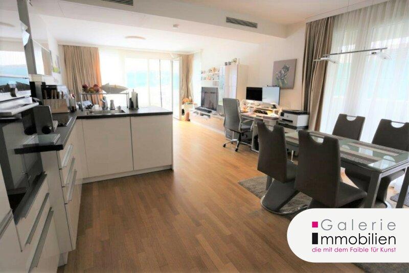 Barrierefrei - Top ausgestattete 2-Zimmer Gartenwohnung mit großer Terrasse und Tiefgaragenplatz Objekt_34450