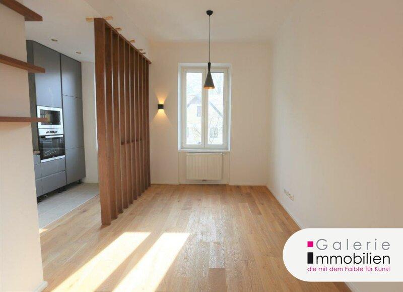 Erstklassige sonnige 2-Zimmer-Wohnung mit Parkplatz und Garten Objekt_34129