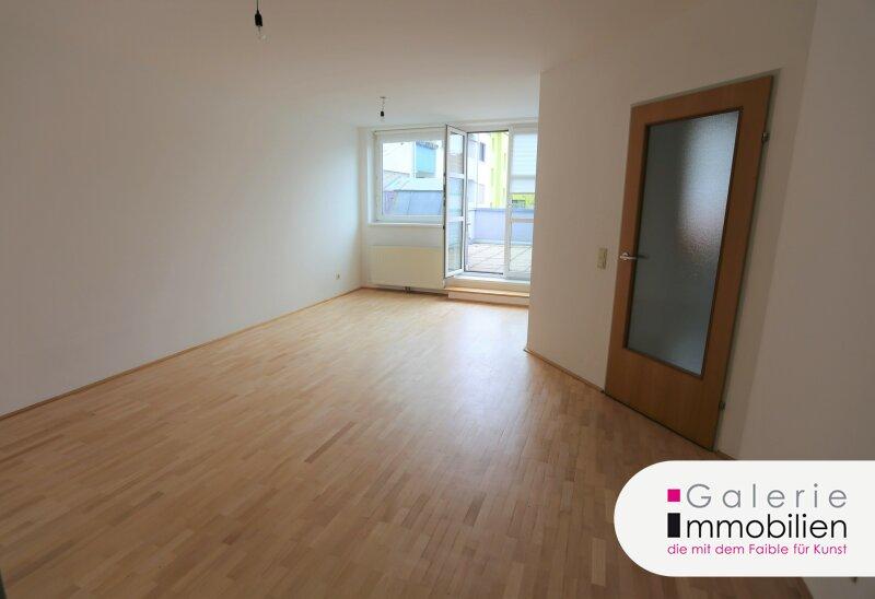 Barrierefreie Neubauwohnung mit großer Terrasse - Garagenplatz optional Objekt_34444