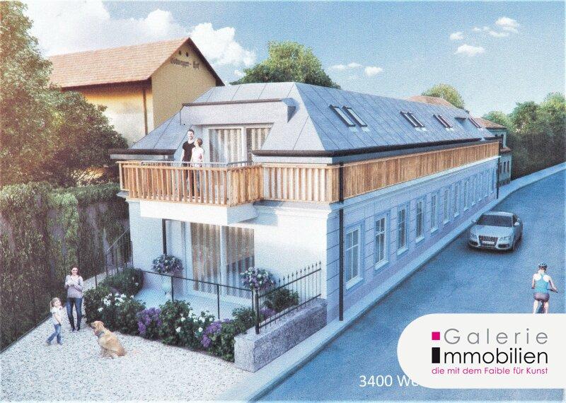 Erstklassige 3-Zimmer-Dachgeschoßwohnung mit Terrasse und Weitblick Objekt_34443