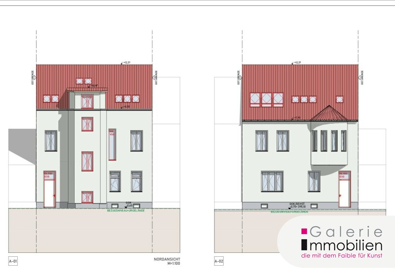 Exquisite 3-Zimmer Wohnung mit Garten und Parkplatz Objekt_34128 Bild_320