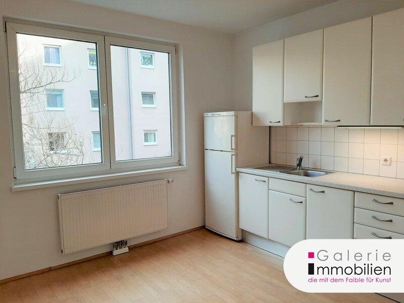 Unbefristet: Helle 2-Zimmer-Wohnung in absoluter Ruhelage mit toller Gemeinschaftsterrasse Objekt_34126 Bild_303