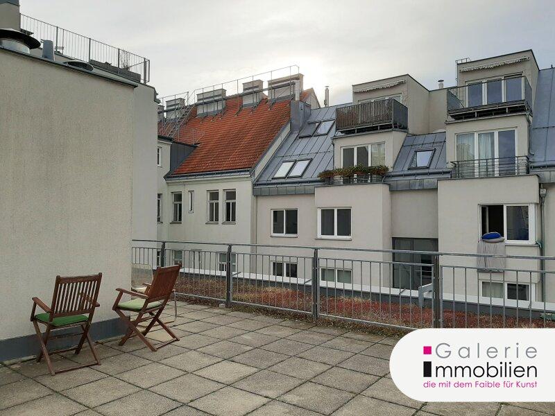 Unbefristet: Helle 2-Zimmer-Wohnung in absoluter Ruhelage mit toller Gemeinschaftsterrasse Objekt_34126 Bild_306