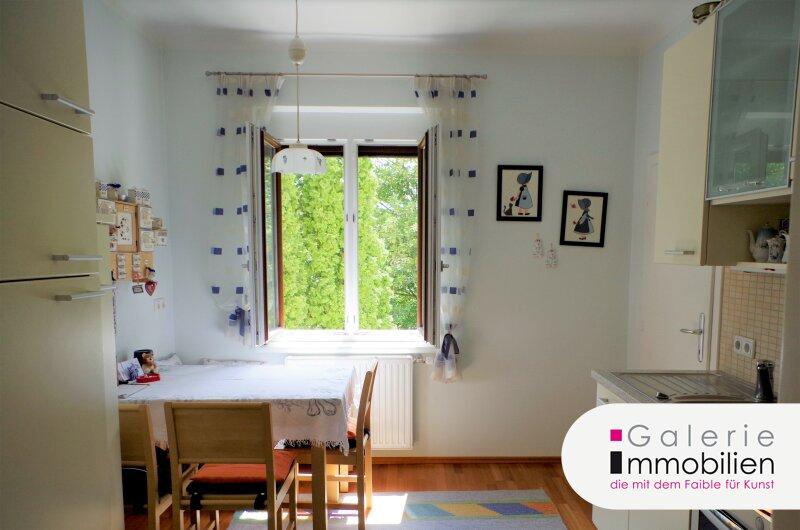 Gartenblick und Ruhelage - Top ausgestattete 3-Zimmer-Wohnung mit großem Gemeinschaftsgarten Objekt_34441