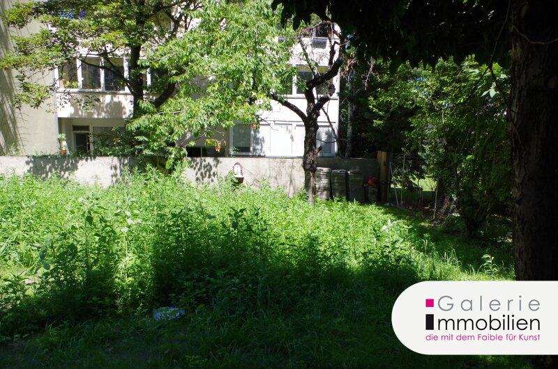 Traumhafte 3-Zimmer-Gartenwohnung in generalsaniertem Gründerzeithaus Objekt_34122