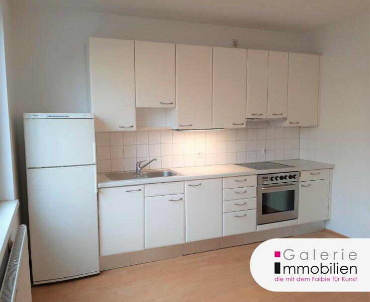 Unbefristet: Helle 2-Zimmer-Wohnung in absoluter Ruhelage mit toller Gemeinschaftsterrasse Objekt_34126 Bild_302