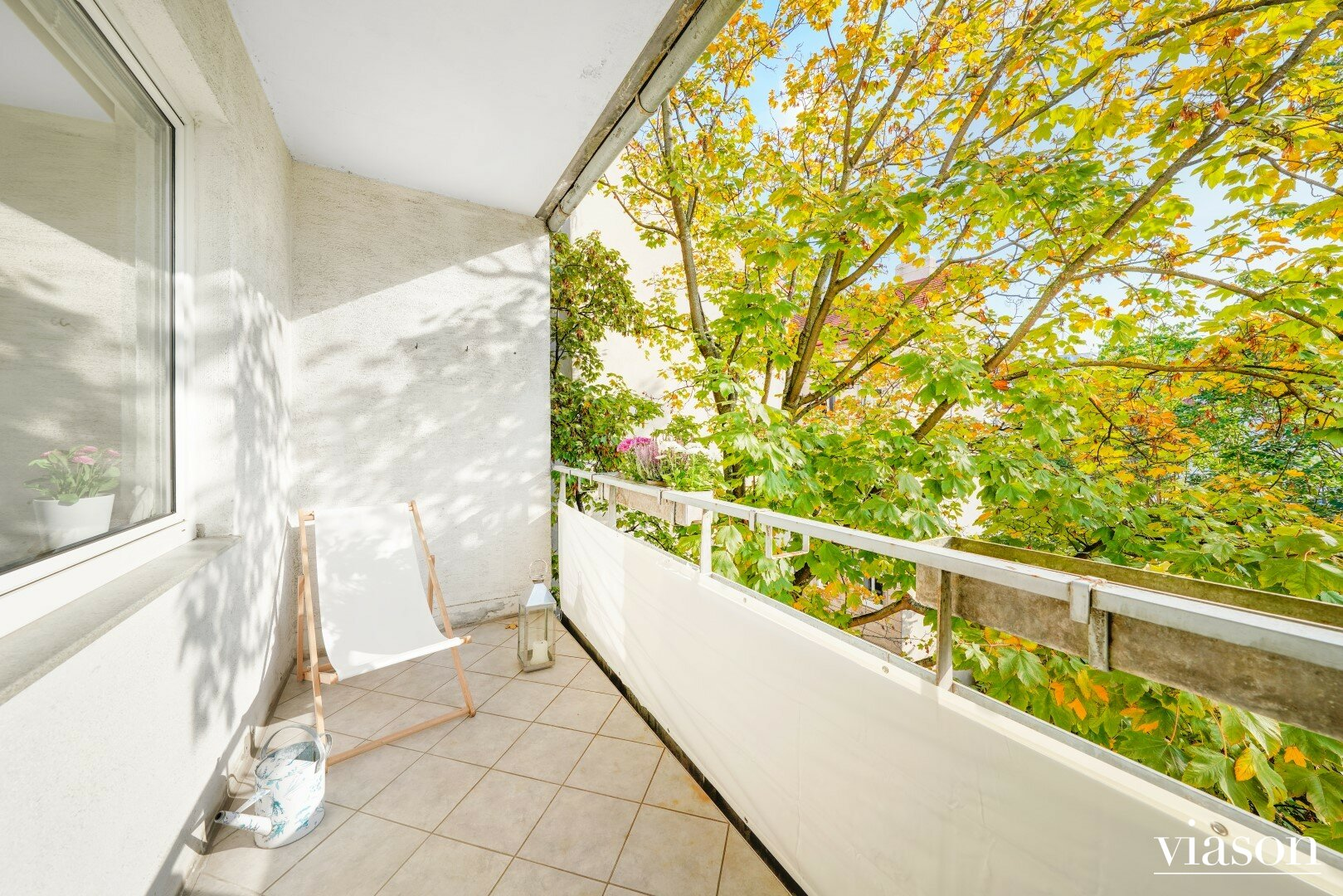Balkon Ostseitig