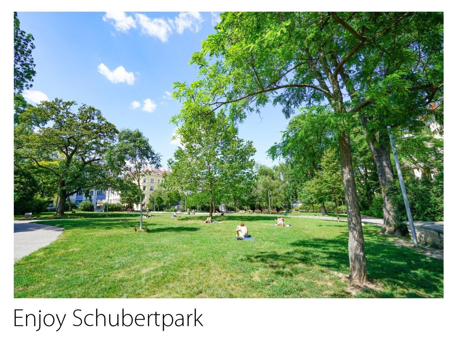 Enjoy Schubertpark