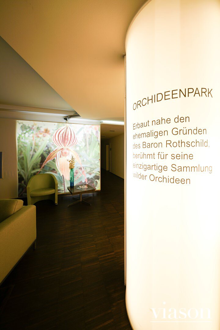 Concierge Orchideenpark