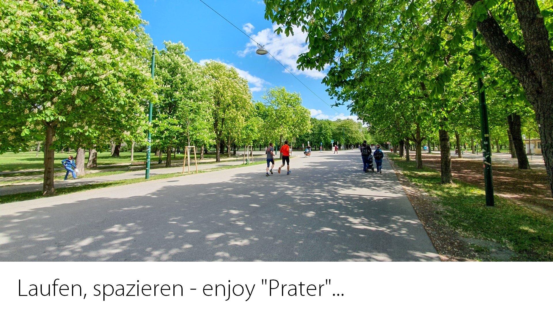 Enjoy Prater