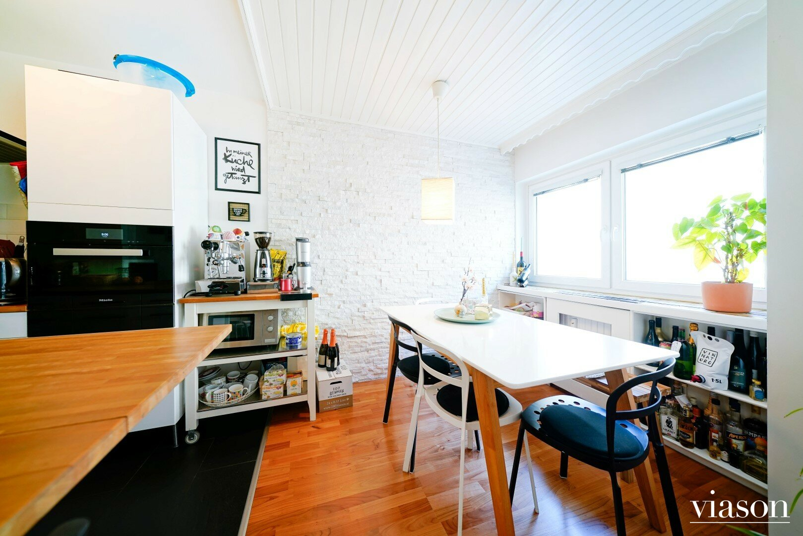 Küche Esstisch