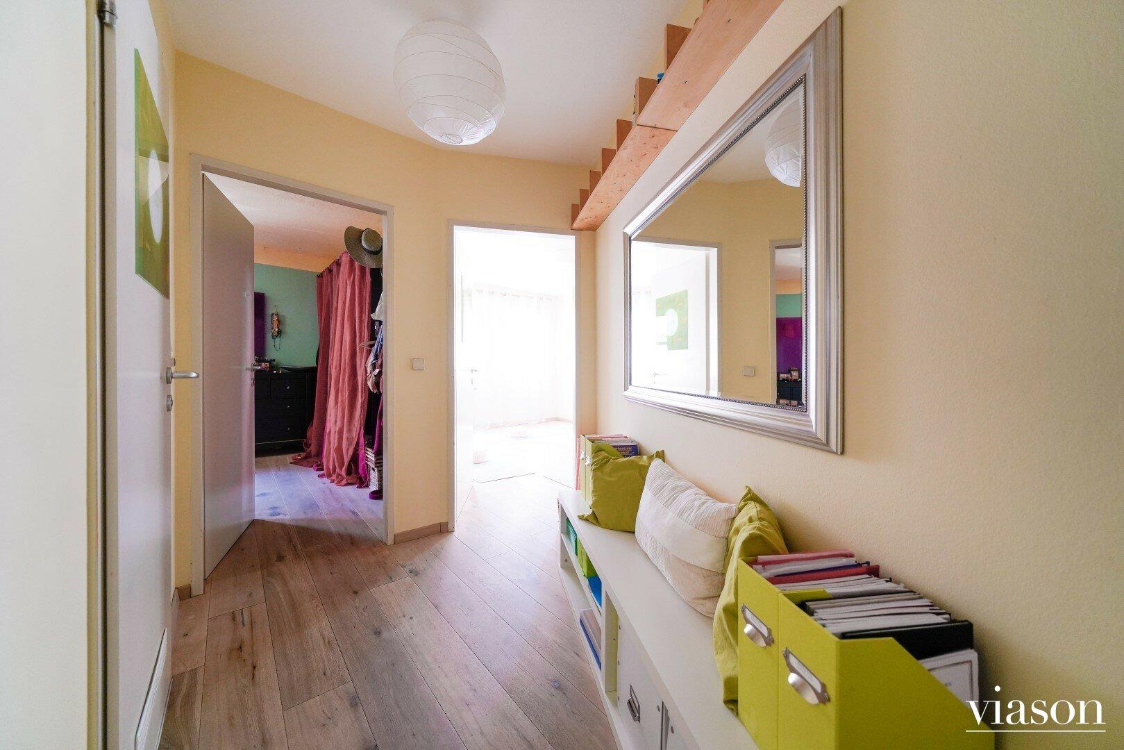 Vorzimmer - Gang zu den Schlafzimmern