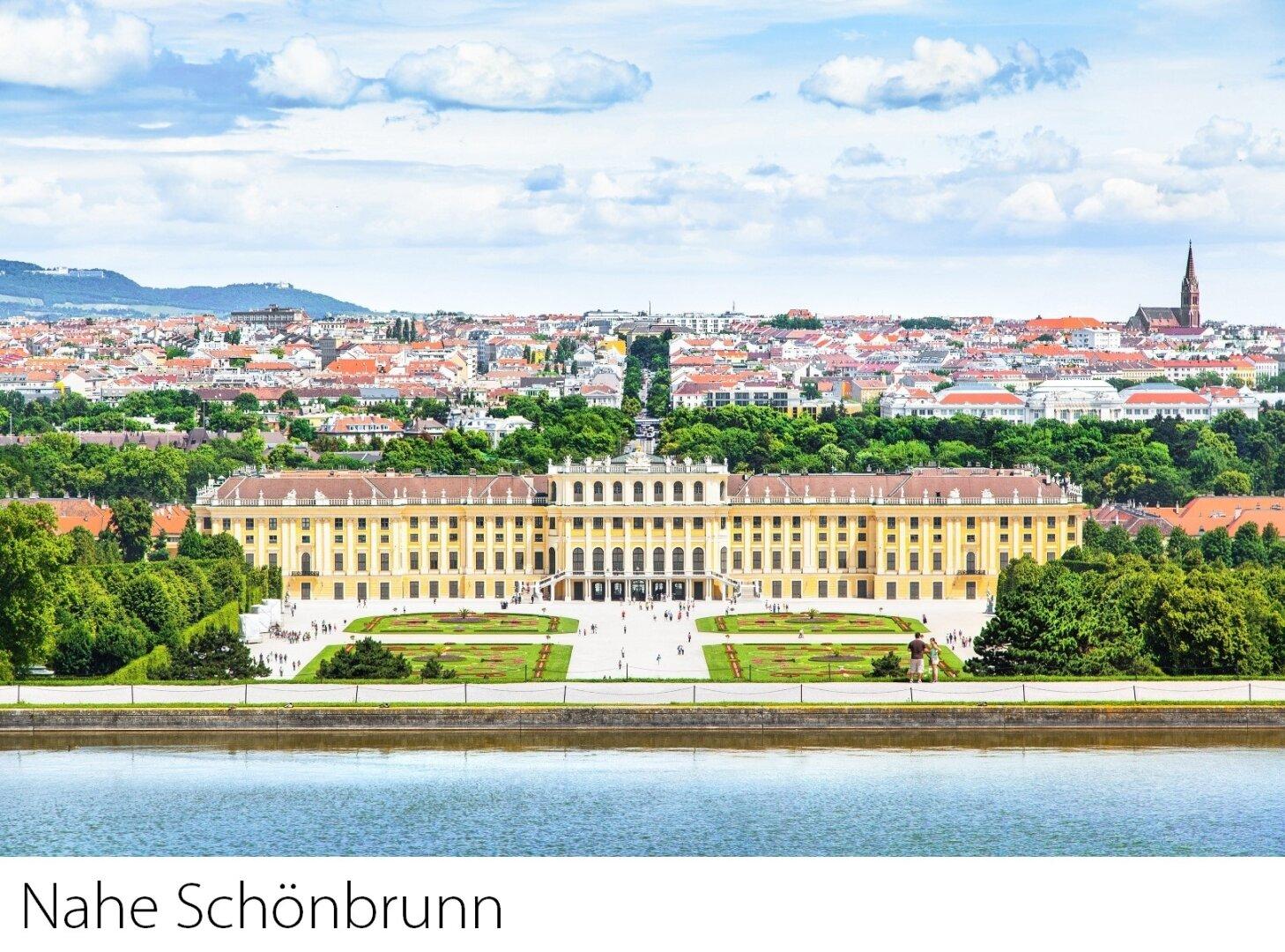 Nahe Schönbrunn
