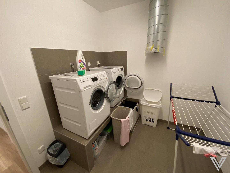 Wirtschaftsraum - Waschküche