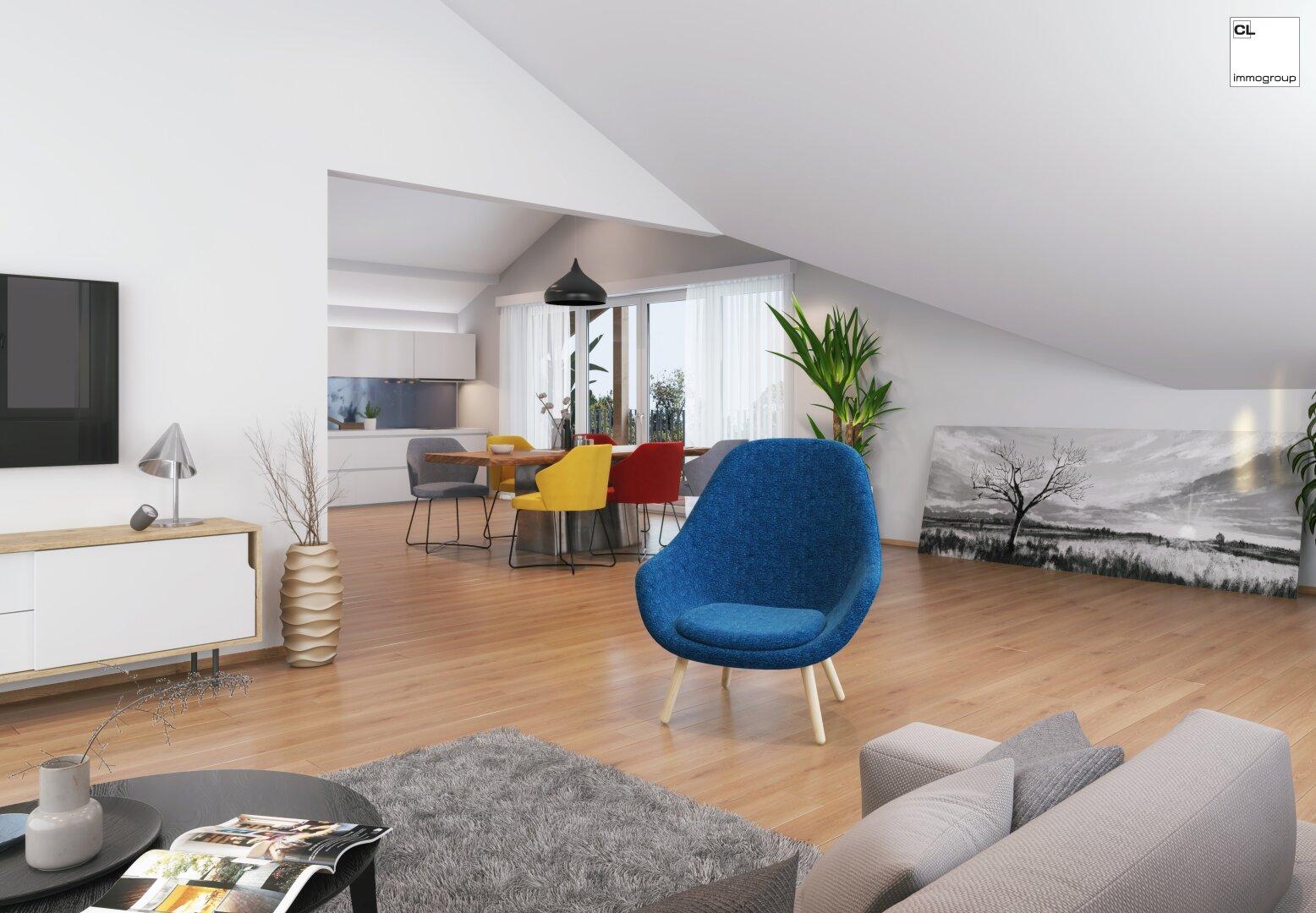 Beispielfoto 2 für eine Einrichtung im Wohn-Essbereich