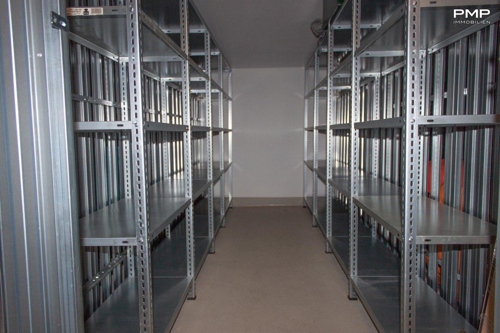 Kellerabteil - 6,10 m²