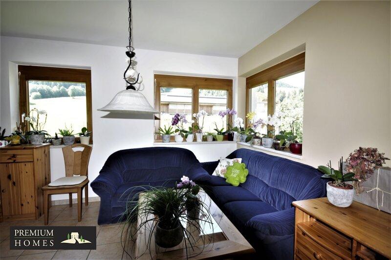 Ellmau - Eigentumswohnung - Wohnlandschaft