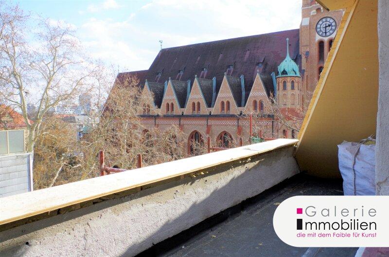 Nähe Alte Donau - Bezaubernde DG-Wohnung mit 3 Terrassen und wunderbarem Ausblick Objekt_31830 Bild_191