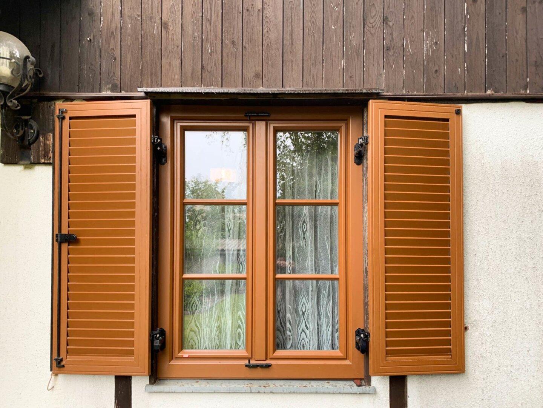 neuwertige Fenster