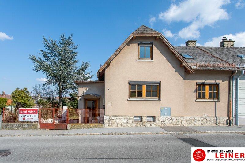 Leistbares Einfamilienhaus mit Garage und herrlichem Garten in Hainburg a.d Donau Objekt_10649 Bild_569
