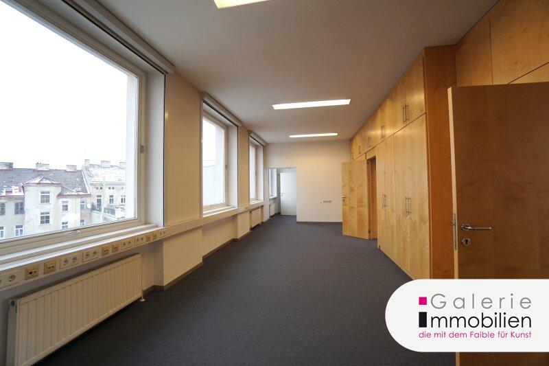 Loftbüro beim Margaretenplatz - Tiefgarage im Haus Objekt_29491