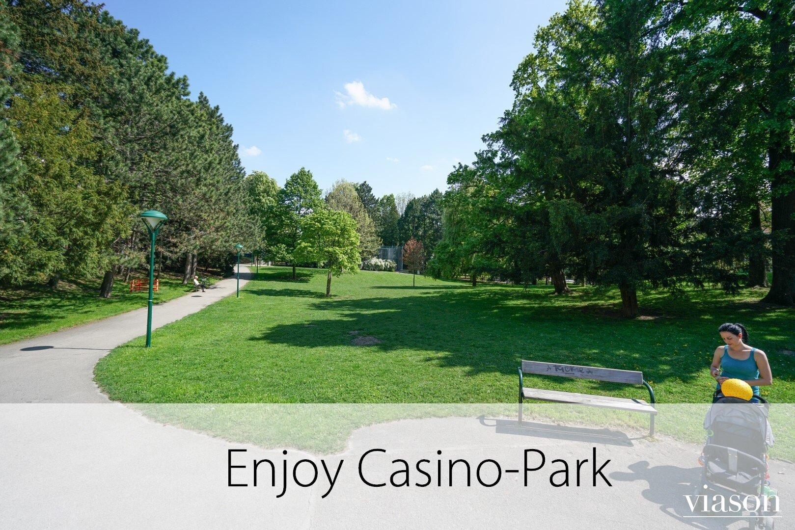 Nahe Casinopark