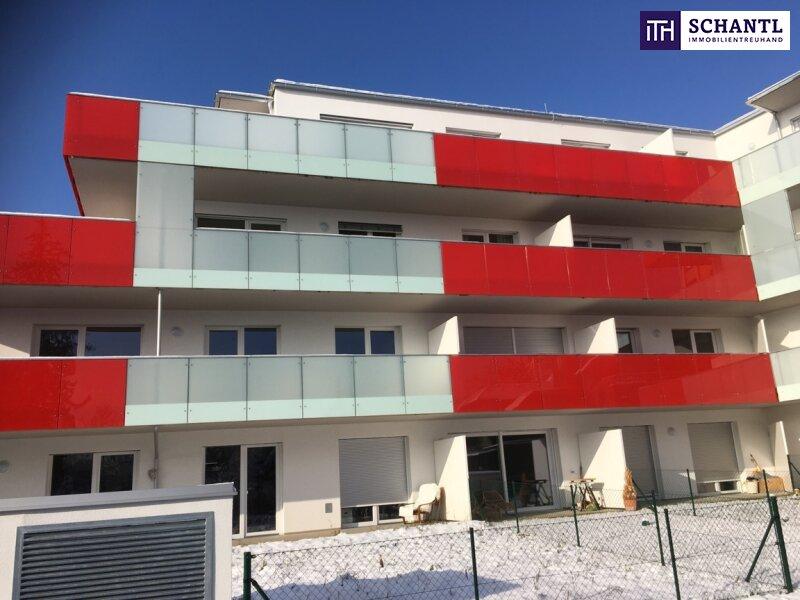 Provisionsfreie + großzügig gestaltete Penthauswohnung mit Fernblick + Tiefgarage + riesiger Terrasse/ Graz Straßgang
