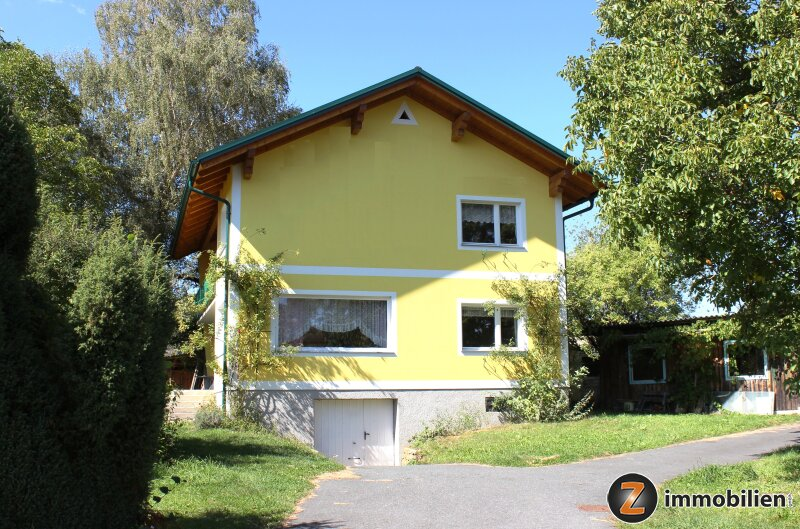 Großes Wohnhaus in traumhafter Ruhelage! /  / 8241Nähe Dechantskirchen / Bild 1