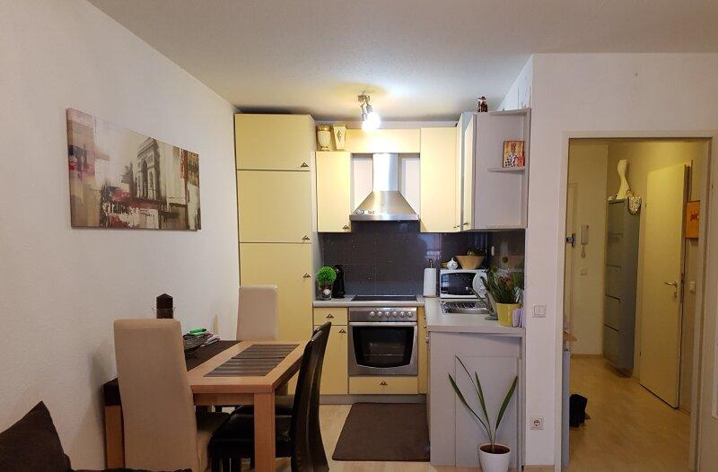Sehr gemütiche 2-Zimmer Wohnung mit Loggia zum verkaufen