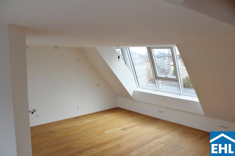 Klimatisierte, sanierte Dachgeschosswohnungen in wunderschönem Gründerzeithaus /  / 1090Wien / Bild 8