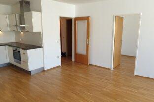 neuwertige 2 Zimmer Wohnung mit Top-Küche, sofort beziehbar, gut durchdachte Aufteilung