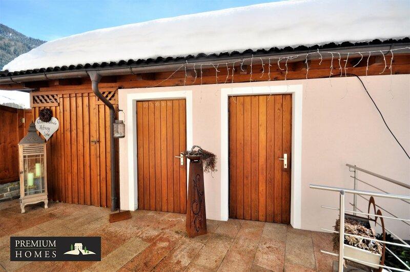 Kirchbichl Zweifamilienhaus_ hohe Qualität mit Modernem Design_Ansicht Südosten_Nebenhaus