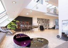 Luxuriöses Penthouse mit Dachpool & 360-Grad-Blick