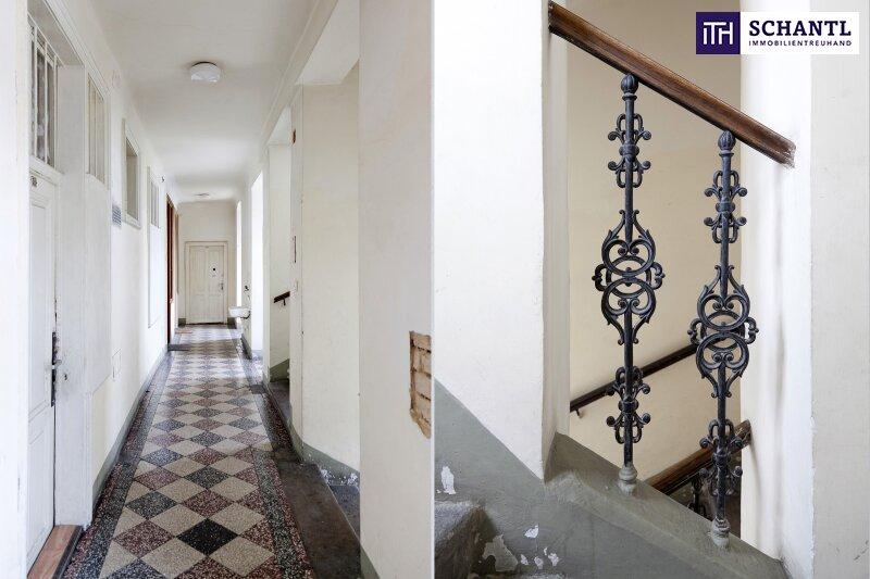 Perfekte 2-Zimmer Wohnung mit Loggia! Großer grüner Innenhof + Rundum saniertes Haus + Perfekte Infrastruktur! /  / 1150Wien / Bild 2