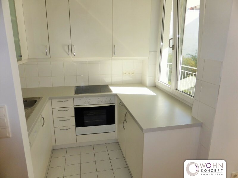 Unbefristeter 3 Zimmer-Neubau + 6m² Südbalkon mit Einbauküche - 1060 Wien /  / 1060Wien / Bild 5