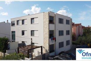 Zadar: neue, moderne Wohnung in ruhigem, schönem Stadtteil