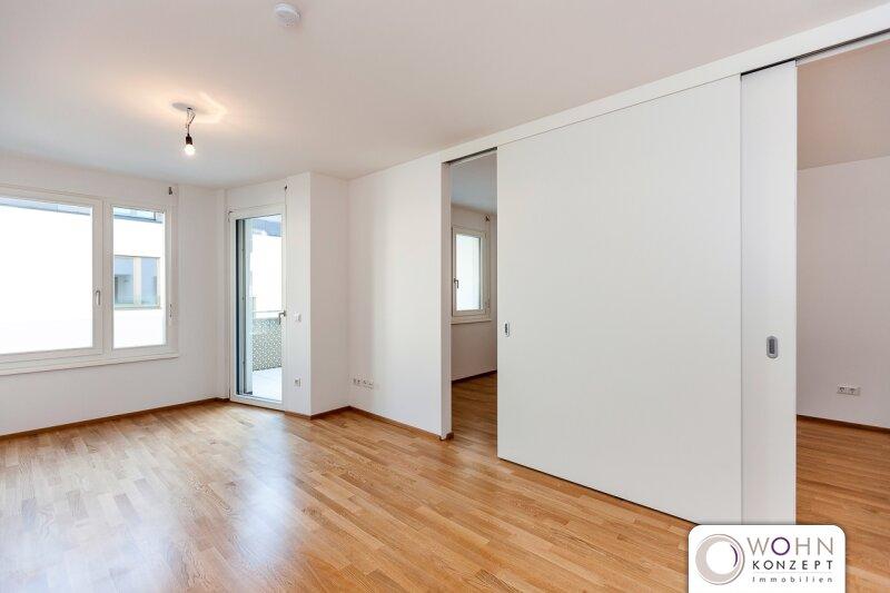 Goldegg Gardens: 54m² Erstbezug + 9,4m² Balkon - 1040 Wien /  / 1040Wien / Bild 2