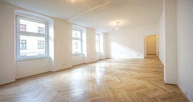 Foto von NEU! +++ Kernsaniert: 3 Zimmer Altbau-Wohnung mit BALKON in 1160 Wien +++
