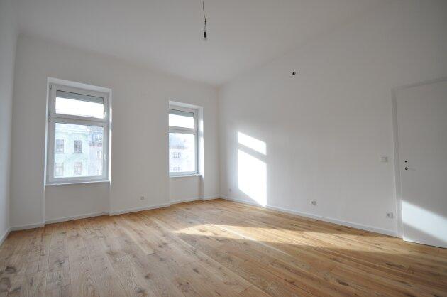 Foto von !!NEU!! Hochwertige 3-Zimmer Altbauwohnung (U1 Vorgartenstraße)