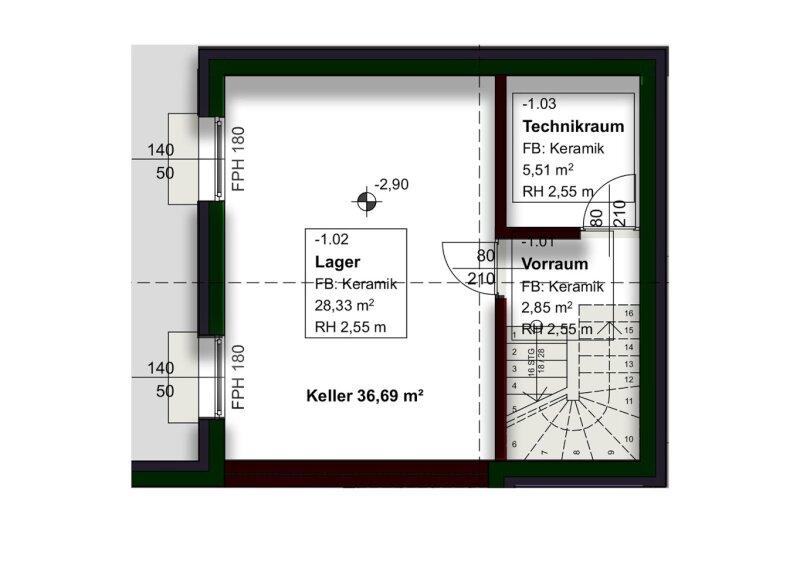 Achtung: Preiswerte Doppelhaushälfte in bester Grünruhelage mit perfekter öffentlicher Anbindung! /  / 2231Strasshof an der Nordbahn / Bild 9