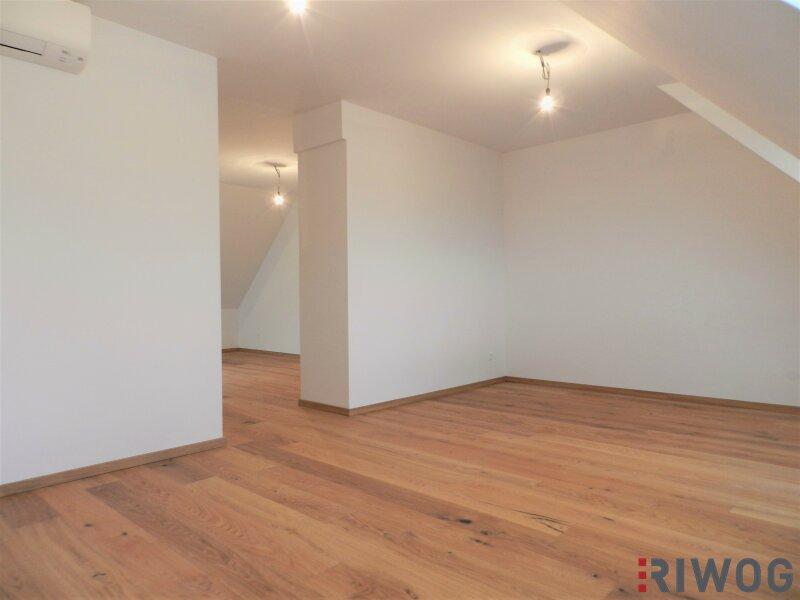 OBEN AUF | Dachgeschosswohnung auf zwei Ebenen mit Weitblick | exklusiver ERSTBEZUG /  / 1050Wien / Bild 0