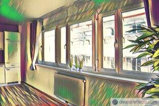 Helle 2-Zimmer-Wohnung in direkter U-Bahn-Nähe!