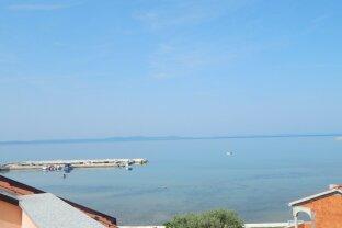 Wohnung  mit wunderschönen Meerblick in Privlaka