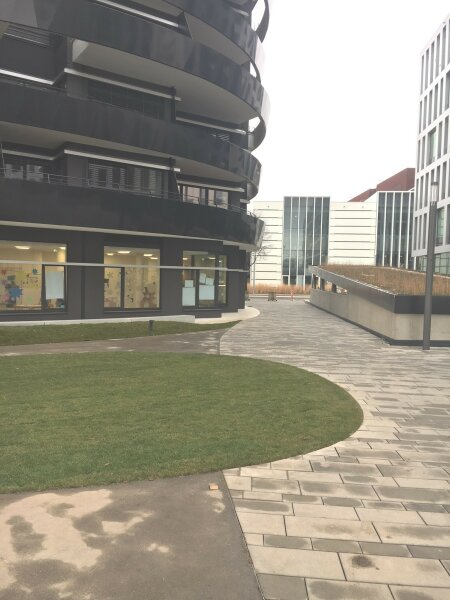 Neubau Erstbezug, Luxus 2 Zimmer Terassenwohnung am grünen Prater /  / 1020Wien / Bild 9